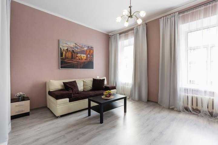 ❤️ Квартира  в центре Петербурга! Лиговский 106