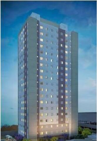 Apartamento p/ aluguel -1 dormitório, piscina, est