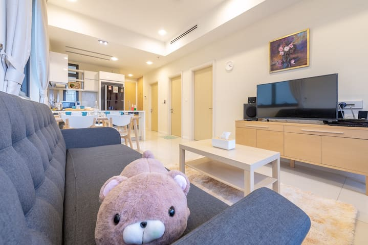 4-5pax Cozy Home Icon city @Petaling Jaya & Sunway