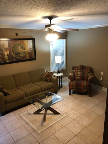 Close to campus condo!