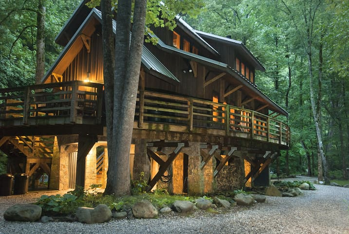 Nantahala River Lodge - Riverfront Cabin