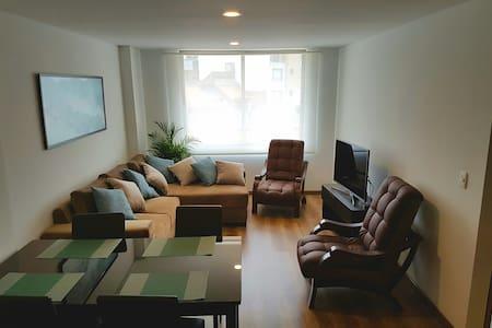 Acogedor apartamento.