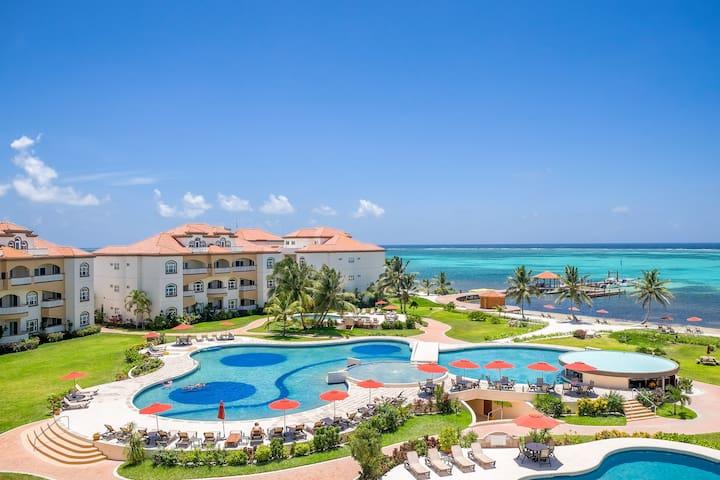 Newly Listed Grand Caribe 5 Star Beach Frt Resort