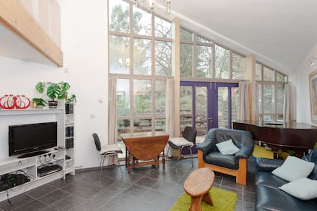 Modern inner city 3 bed eco house - Hus