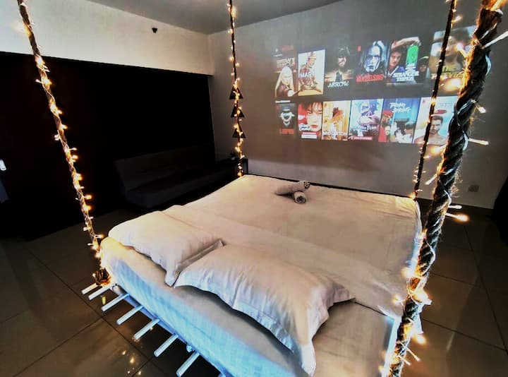 💖VIRAL💖KOREA-SWINGING~BED 💕FIRST IN MALAYSIA😍