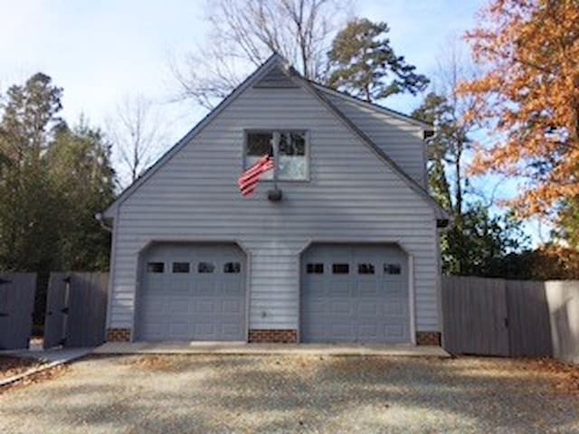 Carriage house near the University of Richmond - Richmond - Apartment
