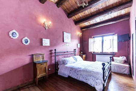 Al Vecchio Fontanile Mare e Cultura - Cerveteri - Bed & Breakfast