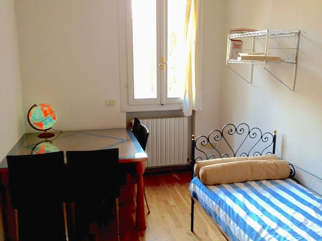 Cozy single room in historic centre