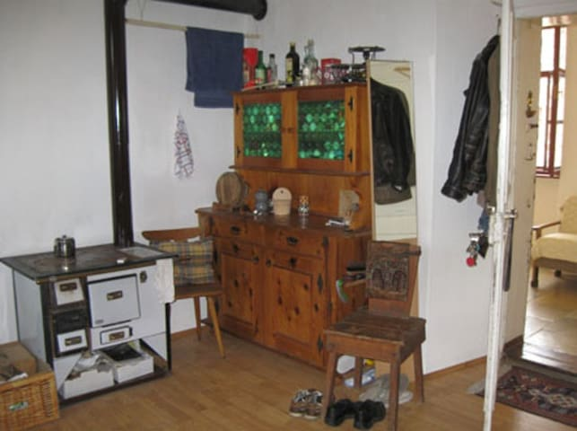 Old Times Apartment, Anno 1900 - Asparn an der Zaya - Appartement
