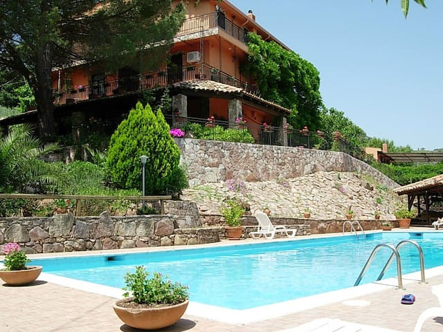 Near to Palermo in country site - Santa Cristina Gela - Bed & Breakfast