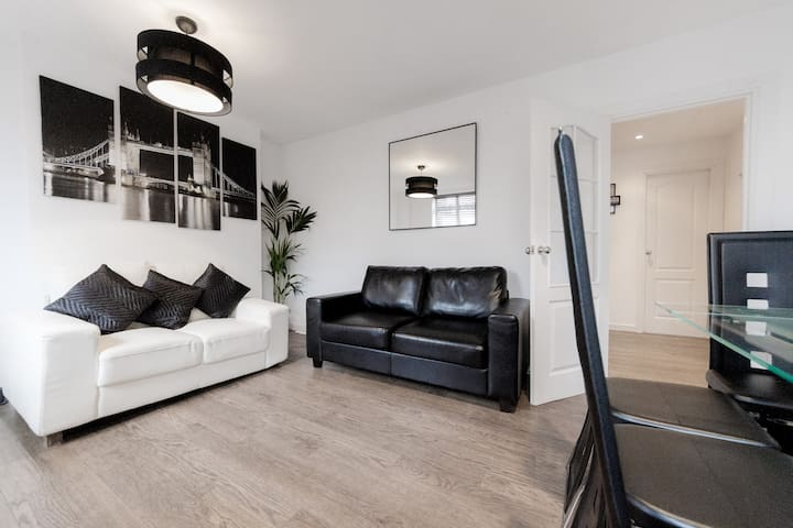 ASTONISHING LONDON 2 BED APARTMENT - Londyn