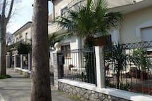 Esterno Villa Tonni