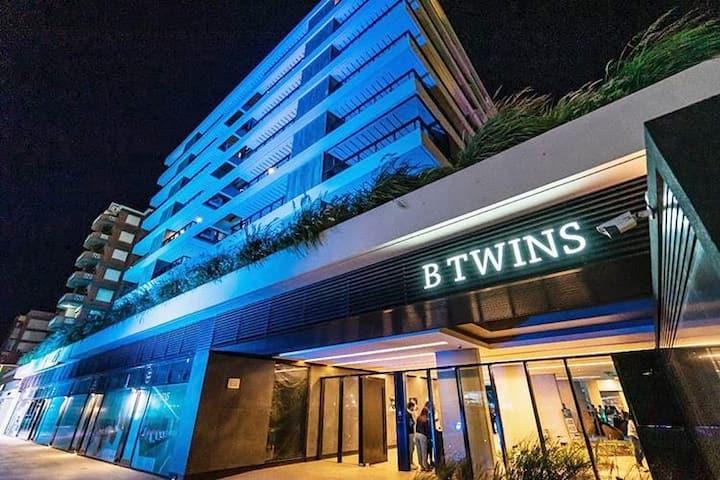 Departamento Premium en BTwins Pinamar