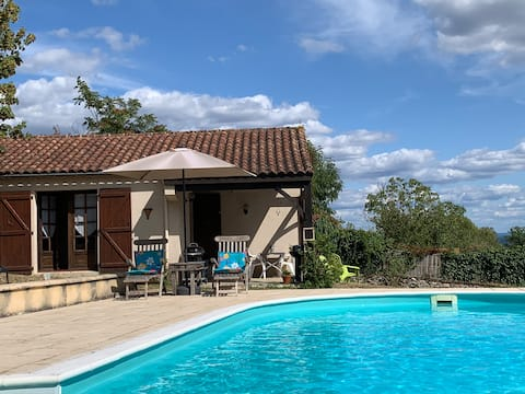 Petite Maison Marguerite - peace and tranquility