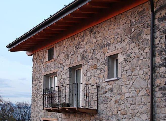 Bergamo Apartment Agritourism La Fontana - Zogno - Apartamento