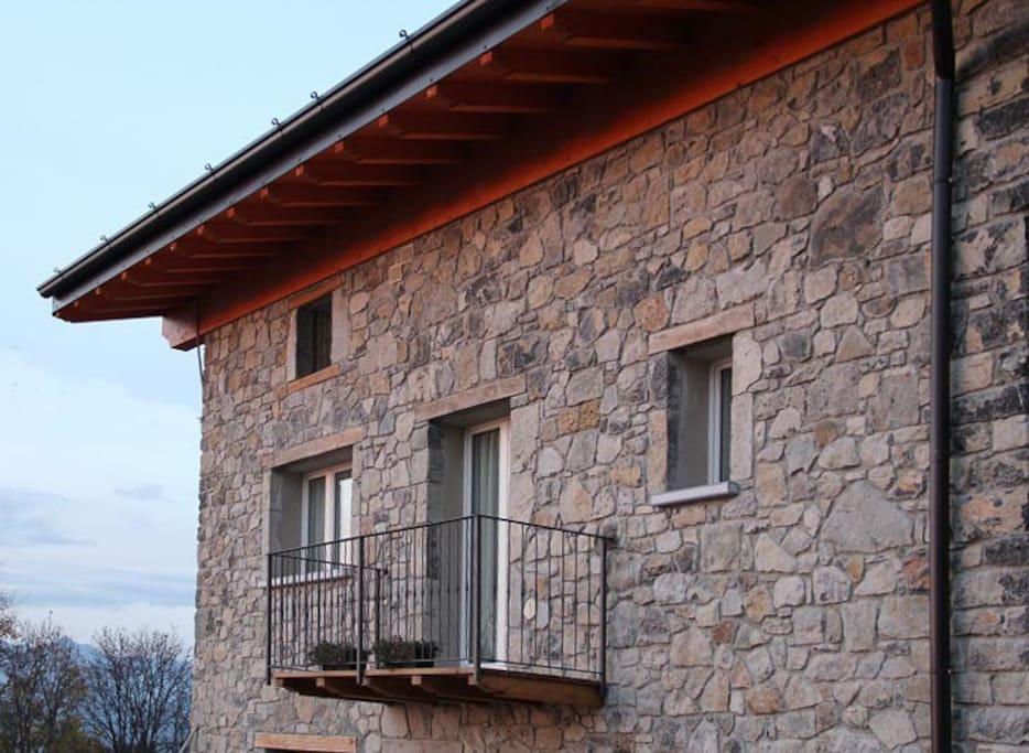 Bergamo appartamento agriturismo la fontana appartamenti for Appartamenti in affitto bergamo
