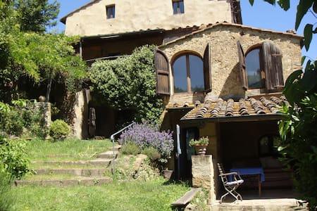 Volterra, The Loggia in Tuscany - Casa