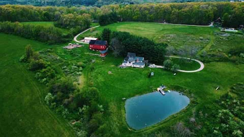 The Pig Shed Writer's Retreat at Barter Lady Farm