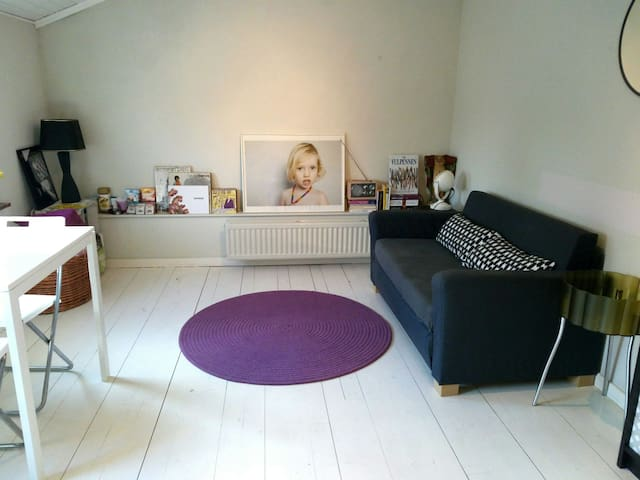 Free parking & 10min walk from the center - Leuven - Apartment