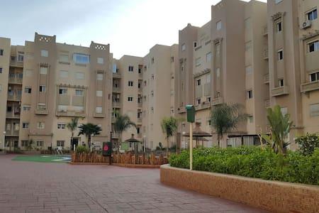 Sweet Apartment- Mohammedia Morocco - Mohammédia - Huoneisto