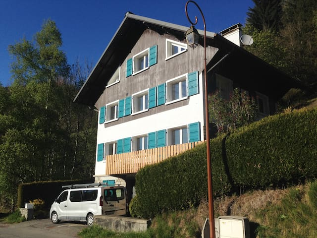 B&B Chalet, 10 mins drive from Morzine