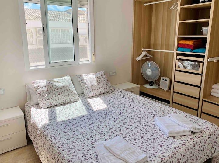 Apartamento cómodo y luminoso en Vinaròs
