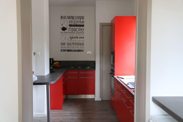 Belle maison sans vis à vis proche d'Uzès - La Capelle-et-Masmolène - Casa