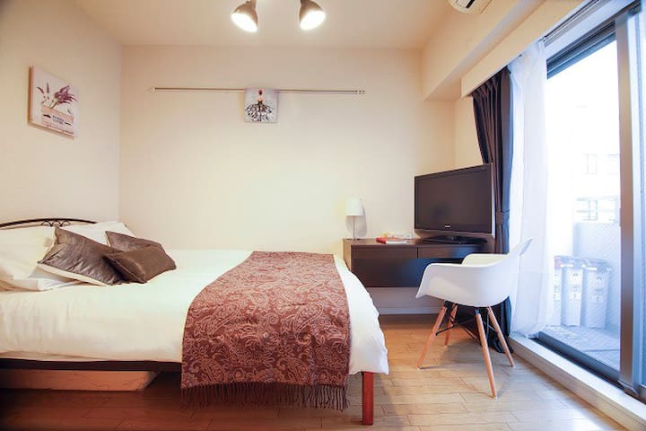Newly room*6min sta.Located in Ginza銀座,Tsukiji築地#3