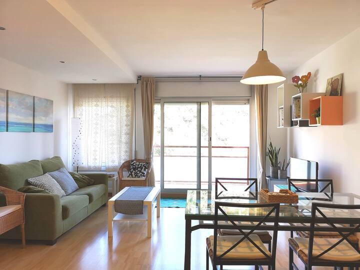 Cozy apartment in Arenys de Mar