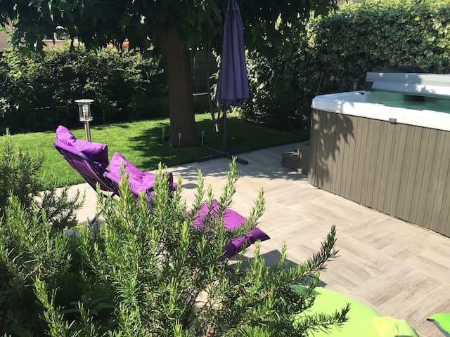 Chambre Cosy privée dans le jardin