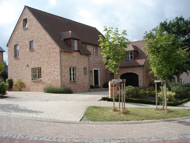 Luxery villa at 20min. from Brussel