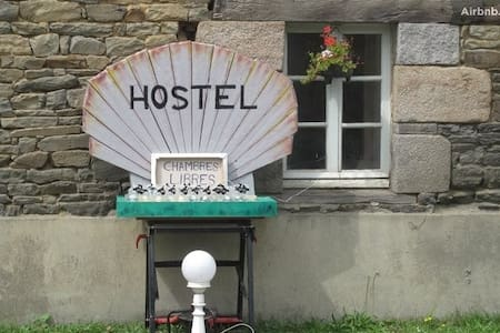 THE HOSTEL: It's a Bed in the Baie! - Pleine-Fougères