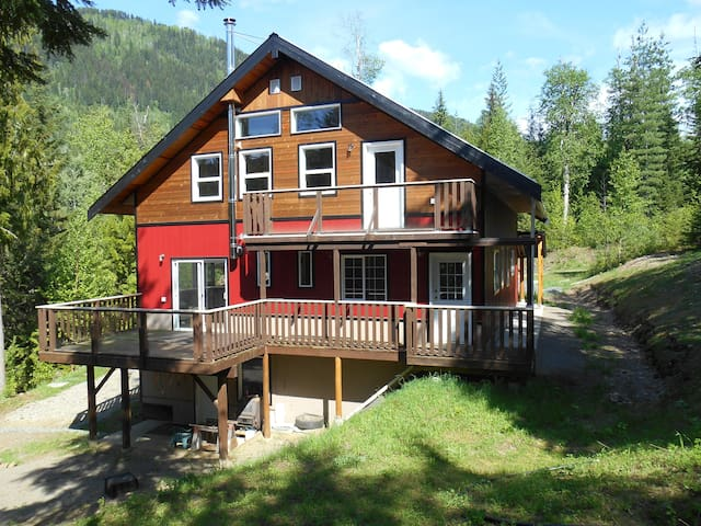 Shuswap paradise retreat- tranquilty and nature - Celista - Flat