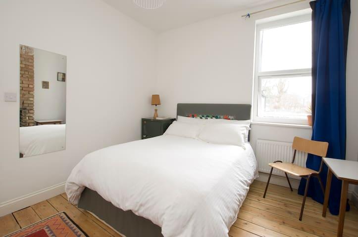 Double Room, stylish B&B in Hackney - Londres - Bed & Breakfast