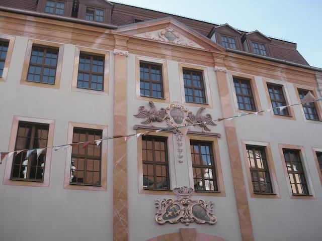 Weinquartier Naumburg: Fewo Dreyen Lilien