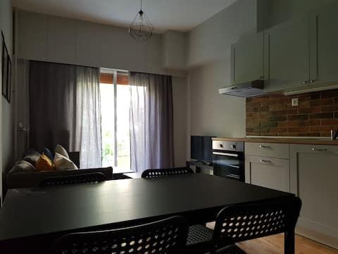 Central shiny apartment