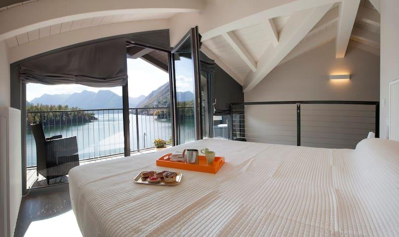 MULINO apartment with Lake View - Ossuccio - Apartment
