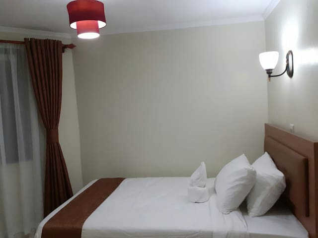 Suite Deluxe located 10 minutes to JKIA airport