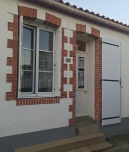 Maison de vacances  à 200m de la mer et du bourg - Les Moutiers-en-Retz - 度假屋