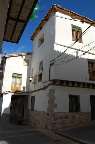 Casa de pueblo en plena Alcarria - Pareja - Huis