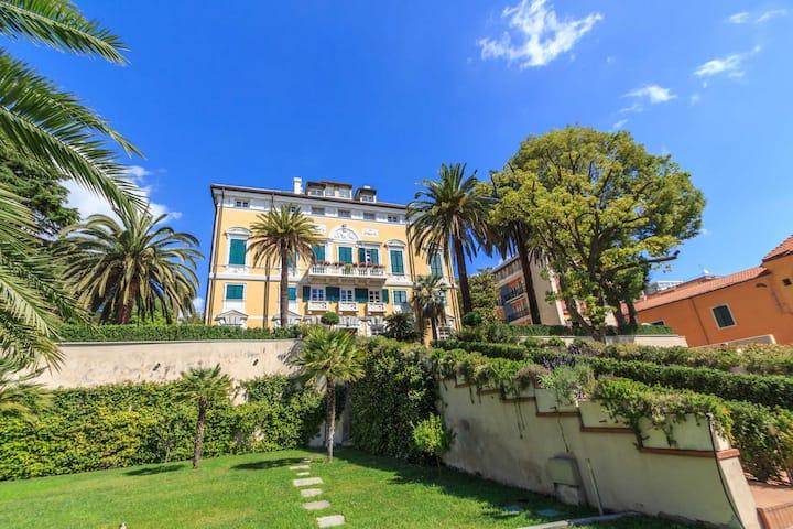 Appartamento in prestigiosa villa del '700
