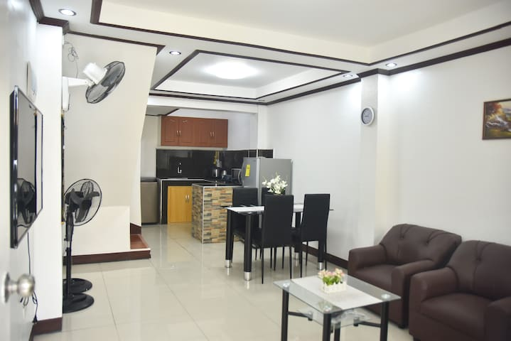 Furnished House in Calapan City Subd near MALLS