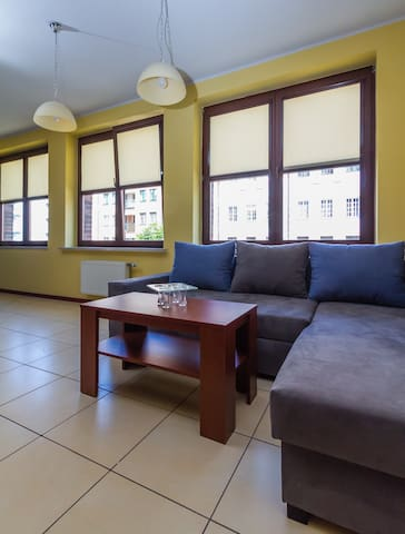 Apartament Stare Miasto II - Elbląg - Appartement