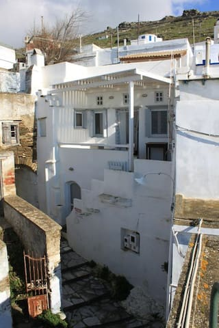 Vacation house in Tinos