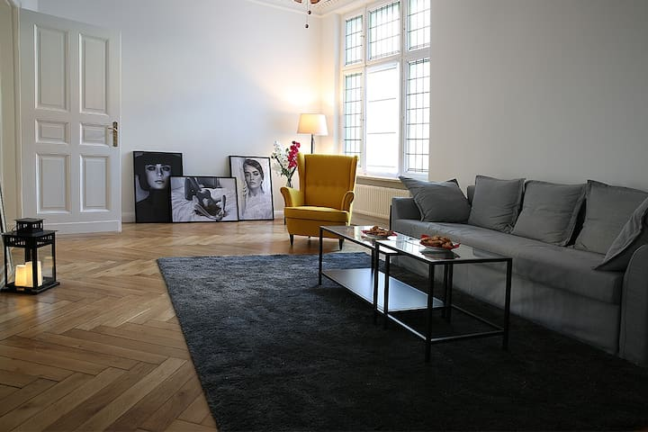 Traumhafte Wohnung mitten in Schönberg