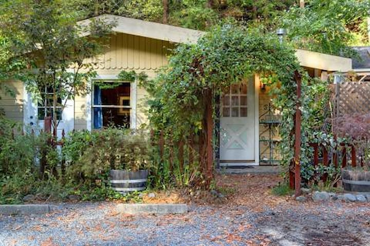 Cazadero Bakery #4 - Elim Grove Cottage