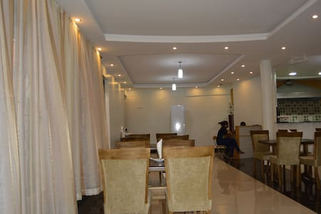 Makerere Star Hotel - cleanliness and excellency - Καμπάλα
