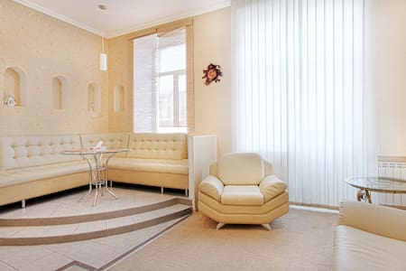 stylish apartment in centre , wi fi - Kiew - Wohnung