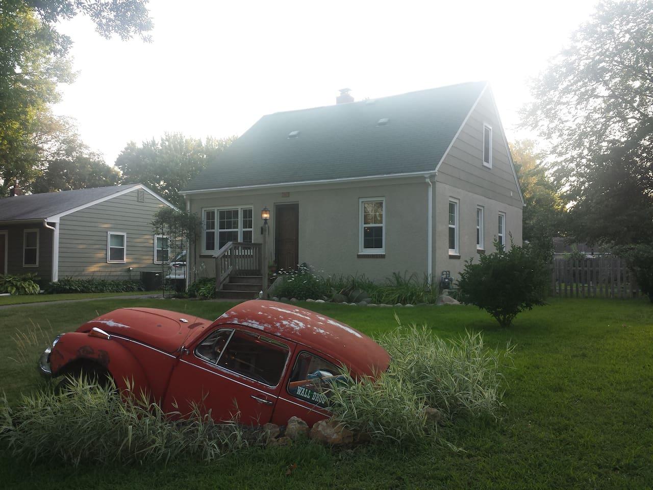 Ginger Bug House