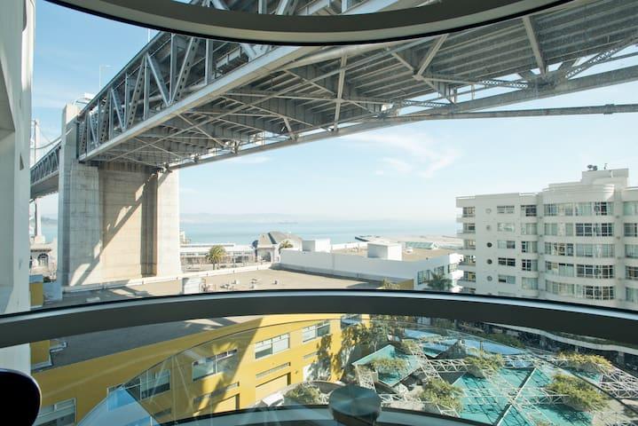 Spectacular views in South Beach